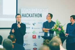 World Port Hackathon 2015